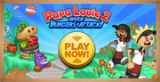 Papa Louie 2 Game