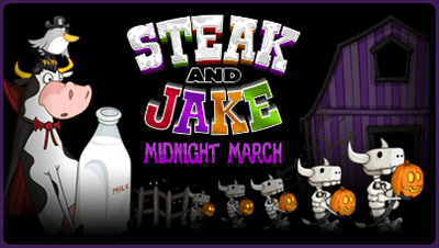 Click to play Steak and Jake Midnight March
