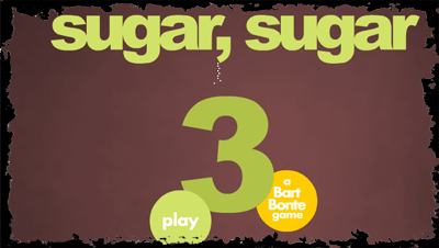 Click to play Sugar Sugar 3