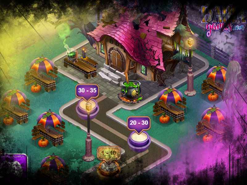 Cooking Fast Halloween - Papas Games US