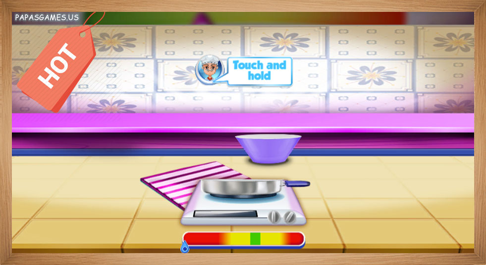my cooking restaurant game - papas games us