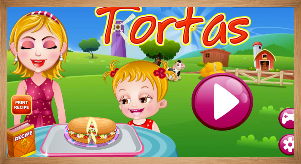 Tortas Game Papas Games US